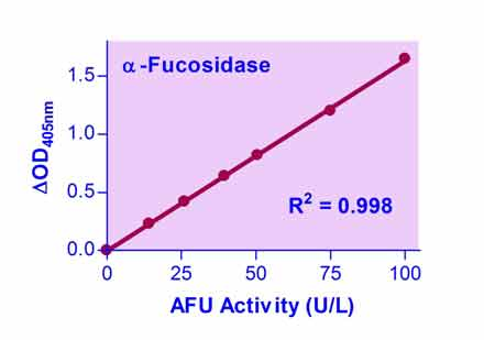 Fucosidase Assay Kit